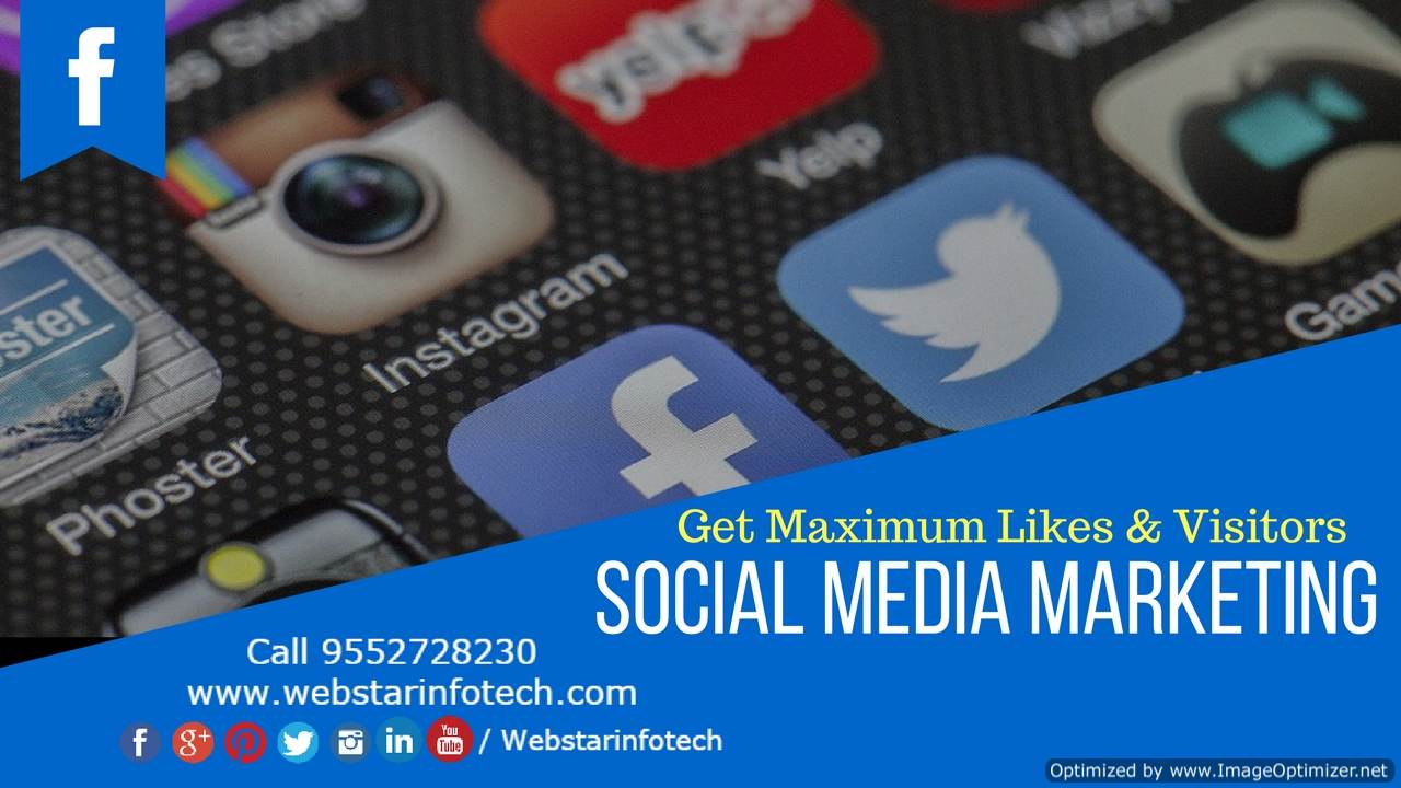 Social Media Optimization - SMO Social Media Optimization Services